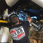 V8-Builds, This Saturday. HRBB Shop Truck Debut