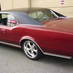 1967 Oldsmobile 442, Coilovers?