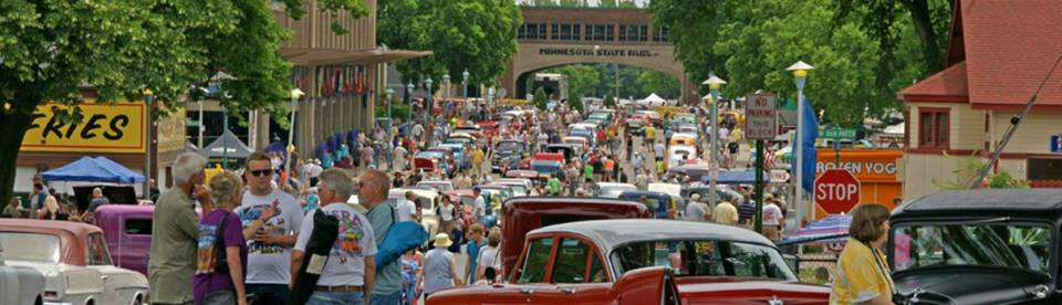 MSRA Car Show Back to the 50's 6/22-6/24