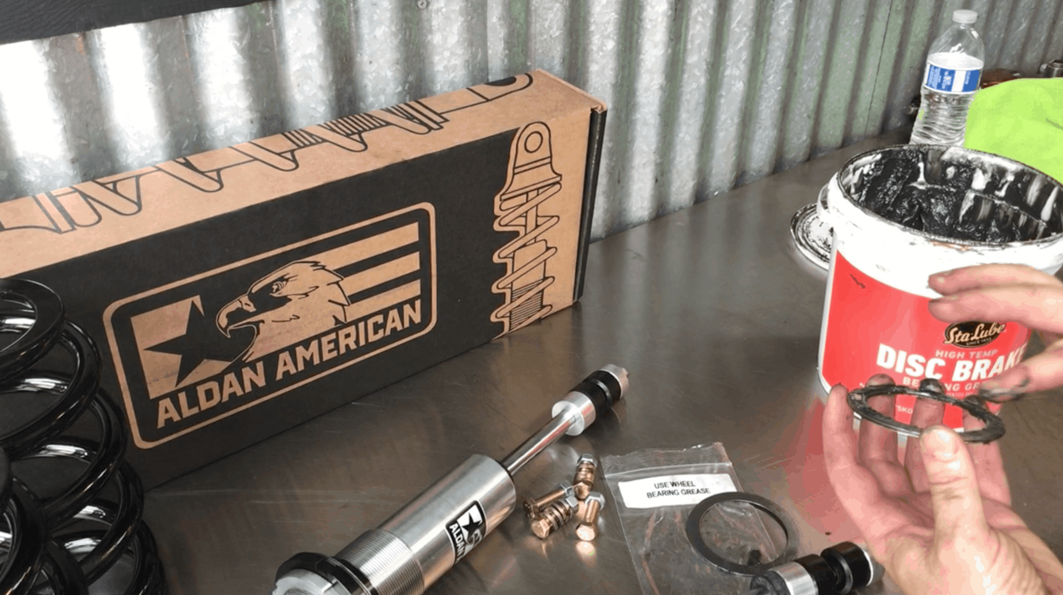 6 Tech Videos on Setting up your New Coilover Shocks | Aldan American