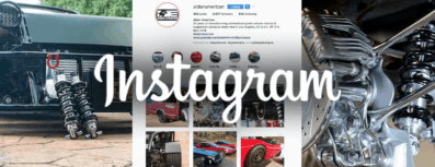 Show Us Your Ride on Instagram