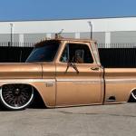 Chevy C10 Truck Suspension