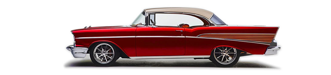 New! 1955-57 Tri-Five Chevy Coilover Kits