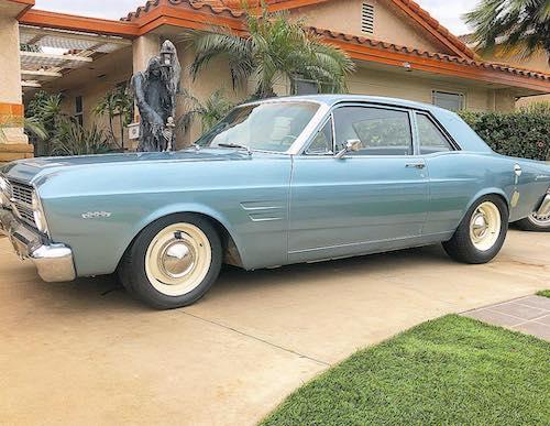Product Spotlight: 1960-75 Ford Musclecar Rear Shock Kits