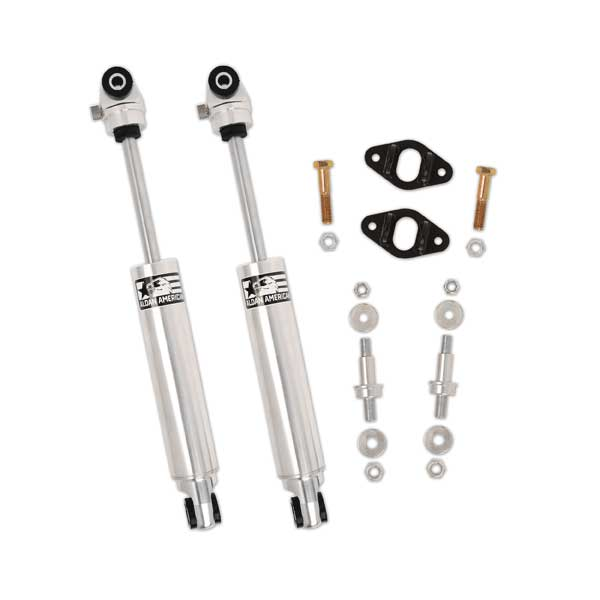 Single Adjustable Shock Absorber Kit Mustang