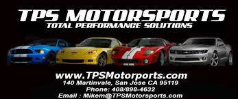 Upgrade your Corvette at TPS Motorsports