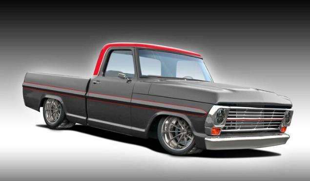 Ford F100 Coilovers