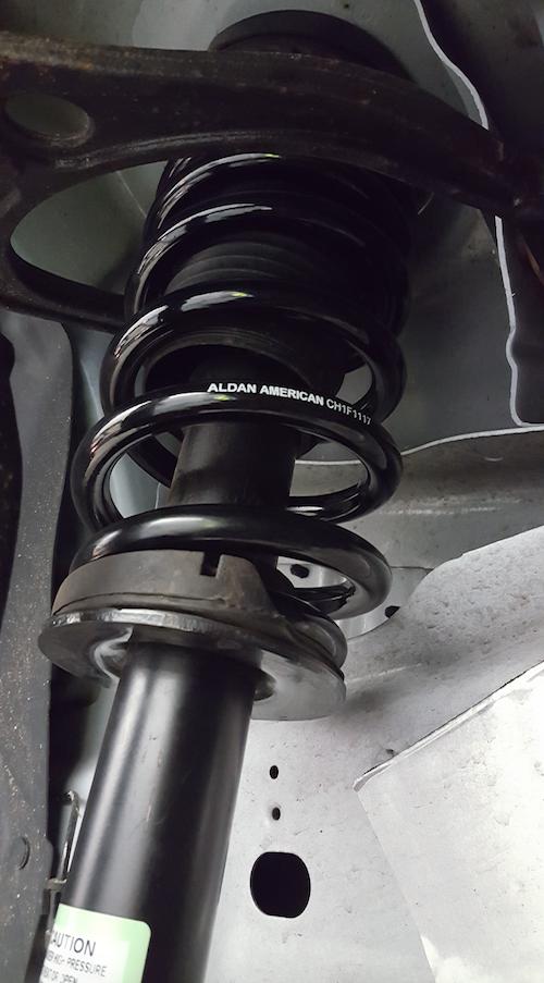 Dodge Challenger Lowering Spring
