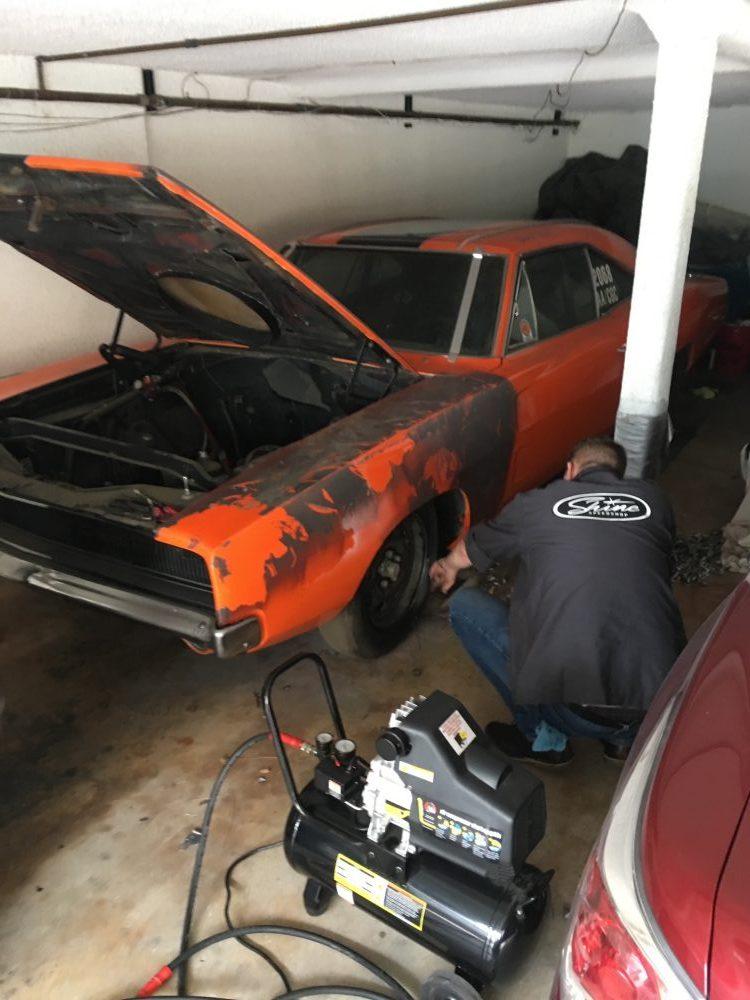 Garage Find 1968 Dodge Charger