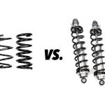 lowering springs vs coilovers