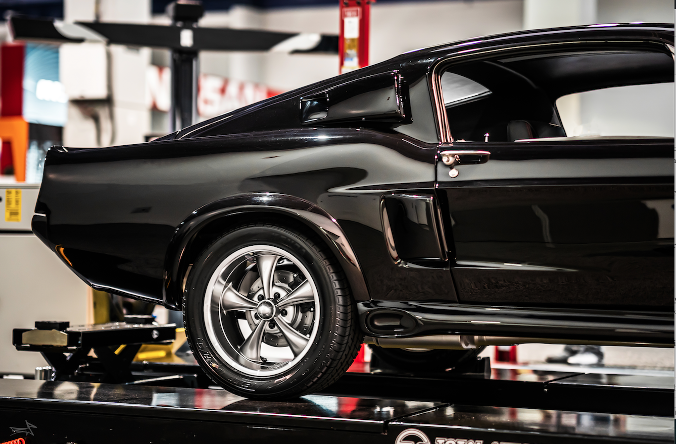 1967 Ford Mustang Suspension