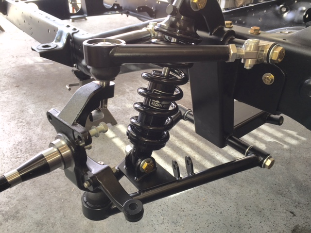Scotts Hot Rods Tubular Control Arms