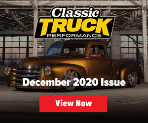 Classic Truck Performance December 2020 Issue