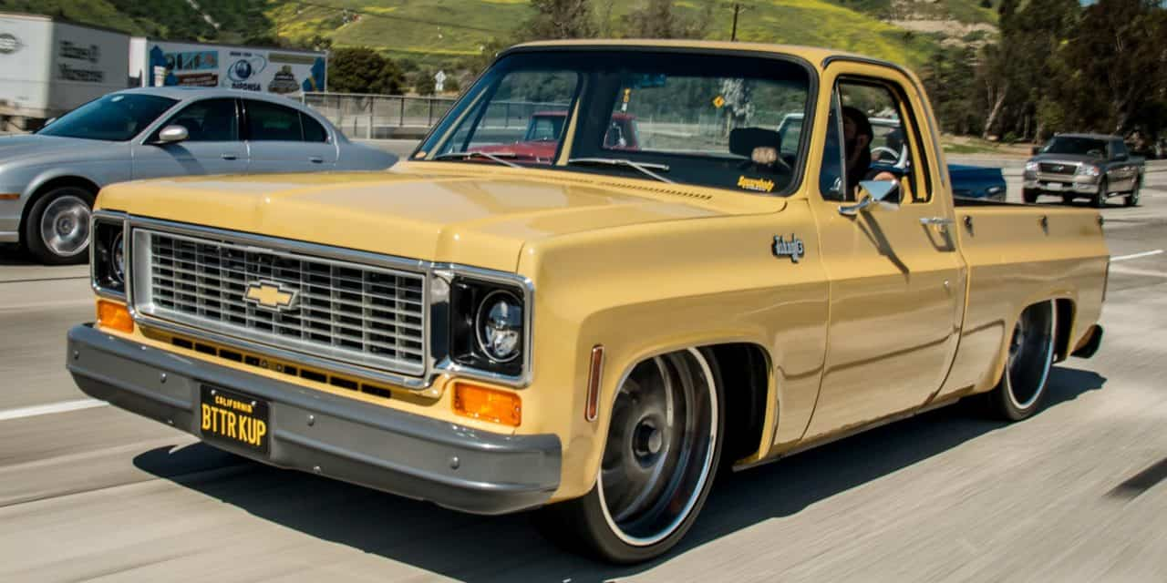 """1973: A New Generation of Chevy Trucks, and Their First """"Dooley"""""""